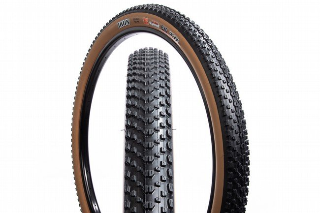 "Maxxis Ikon 29"" 3C/EXO/TR MTB Tire Dark Tanwall"