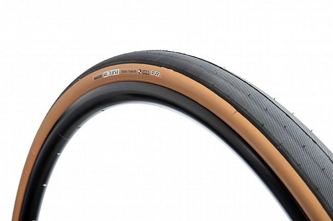 Maxxis Re-Fuse 700c MaxShield/TR Gravel Tire Dark Tan Wall