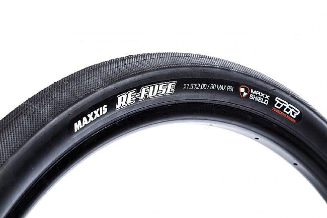 "Maxxis Re-Fuse 650b/27.5"" MaxShield Gravel Tire Black"