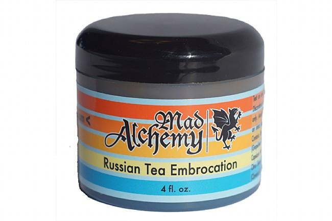 Mad Alchemy Russian Tea Embrocation 4oz Mad Alchemy Russian Tea Embrocation 4oz