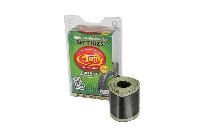 Mr. Tuffy XL Series Tire Liners for Fat Bikes 3XL - 26/29 x 3.1-4.0 (Gold)