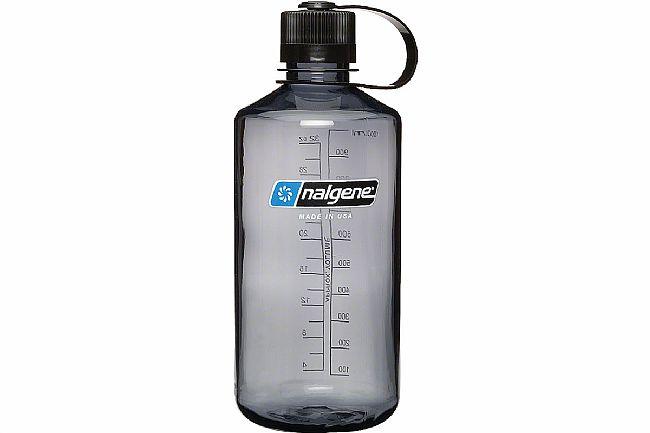 Nalgene Narrow Mouth Water Bottle Gray - 32 oz