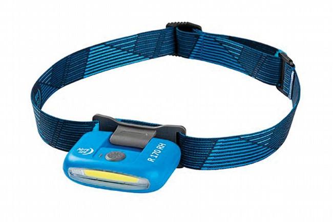 Nite Ize Radiant 170 Rechargeable Headlamp Blue