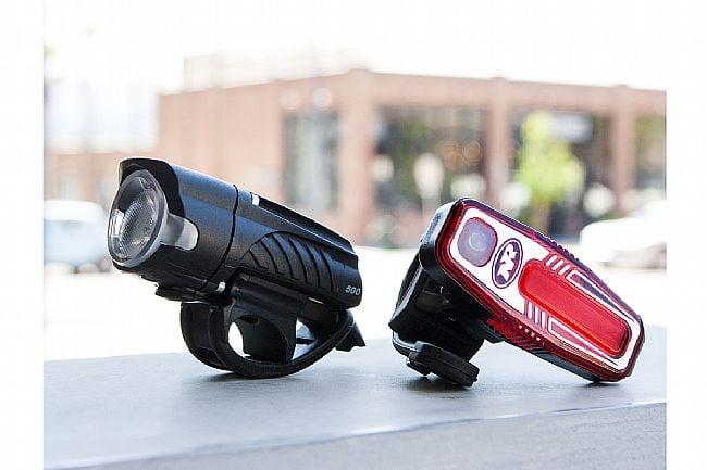 NiteRider Swift 500 / Sabre 110 Light Set NiteRider Swift 500 / Sabre 110 Light Set