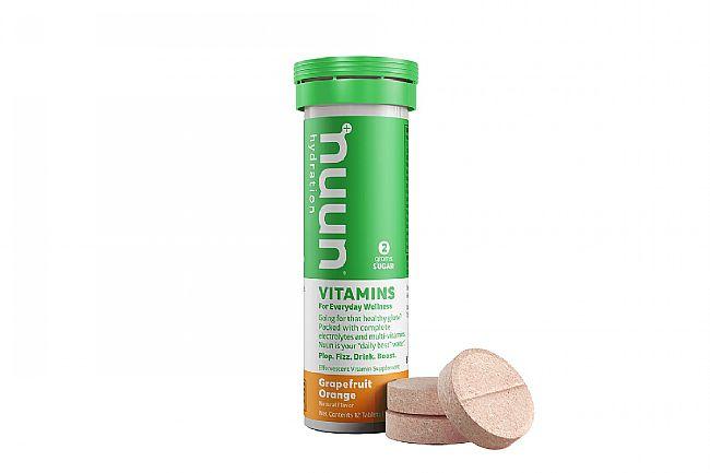 Nuun VITAMINS Hydration (12 Tablets) Grapefruit Orange