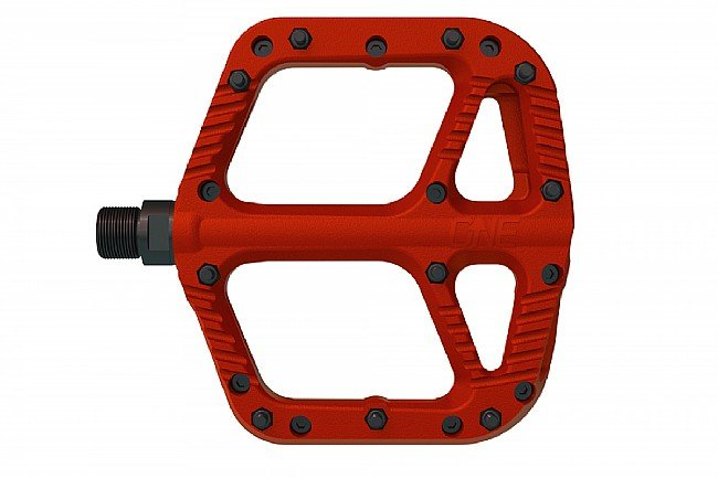 OneUp Components Comp Platform Pedals Red