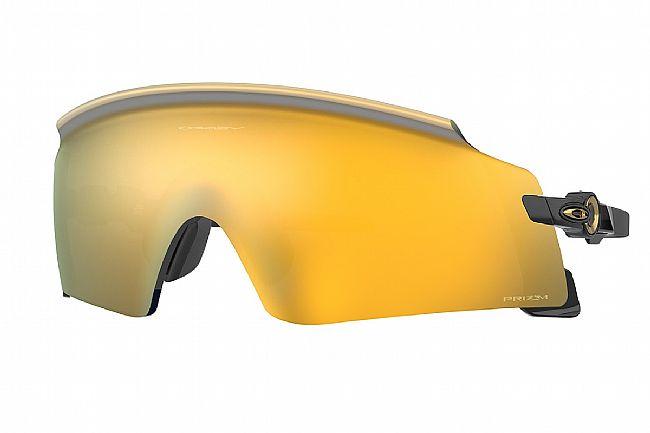 Oakley Kato X Sunglasses Polished Black w/PRIZM 24K