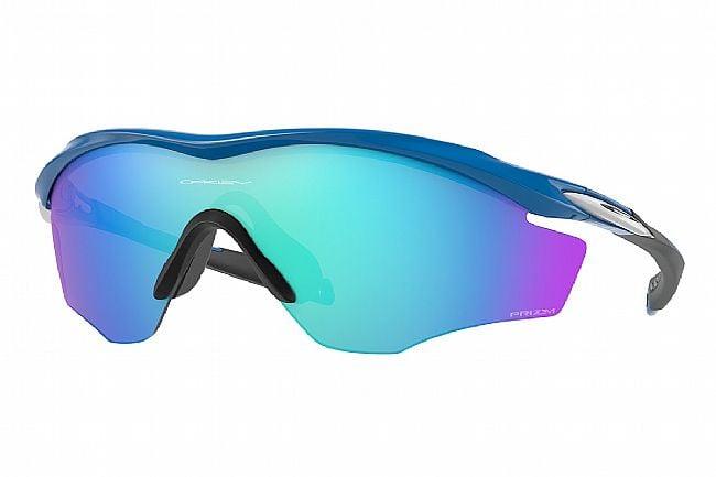 Oakley M2 Frame XL Sunglasses Sapphire w/PRIZM Sapphire Iridium
