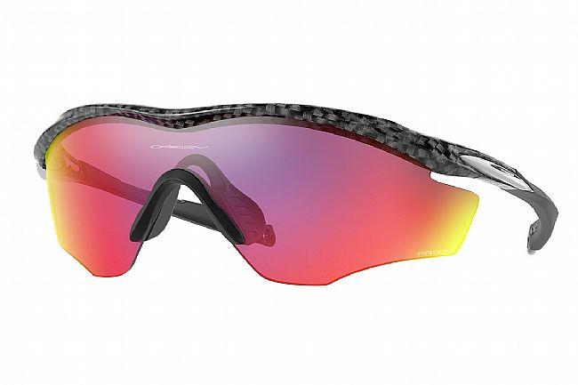 Oakley M2 Frame XL Sunglasses Carbon Fiber w/PRIZM Road Iridium