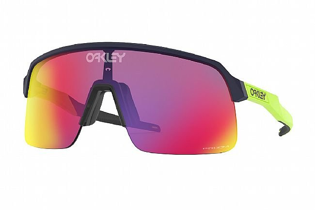 Oakley Origins Sutro Lite Sunglasses Matte Navy Retina Burn w/PRIZM Road