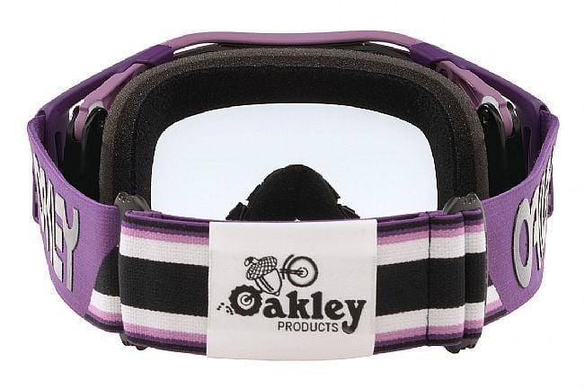 Oakley Airbrake MTB Goggles Heritage Stripe/Lavender - Prizm Low Light Lens