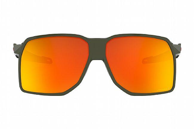Oakley Portal Sunglasses Moss w/ Prizm Ruby Polarized