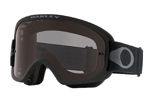 Oakley O Frame 2.0 Pro MTB Goggles Black Gunmetal w/ Dark Grey Lens