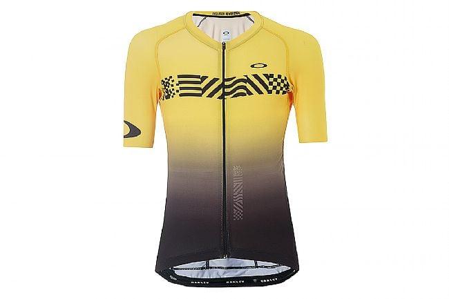 Oakley Mens Colorblock Tour De France LTD Jersey at BikeTiresDirect 7bcf2c550