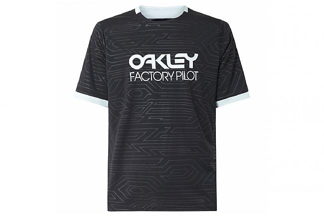 Oakley Pipeline Trail Tee Blackout