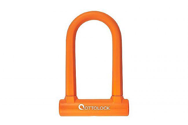 OTTO Sidekick Compact U-Lock  Orange