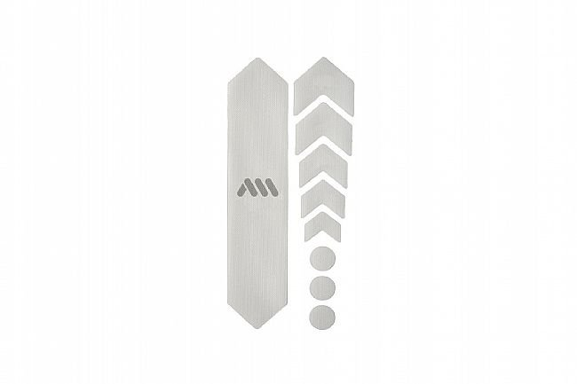 All Mountain Style Honeycomb Frame Guard - Basic Clear