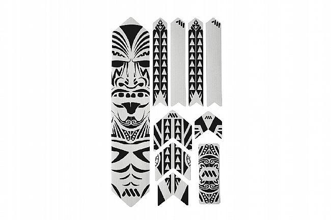 All Mountain Style Honeycomb Frame Guard - Extra Black Maori