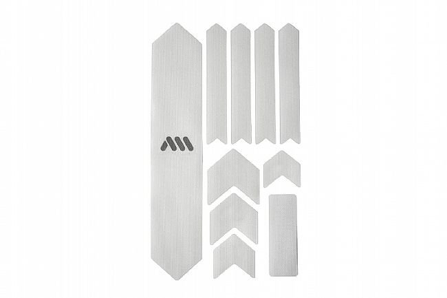 All Mountain Style Honeycomb Frame Guard - Extra Clear