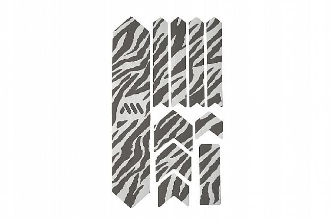 All Mountain Style Honeycomb Frame Guard - Extra Zebra