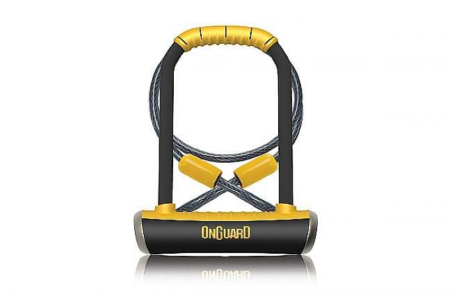 OnGuard Pitbull DT U-Lock w 4 Cable OnGuard Pitbull DT U-Lock w 4