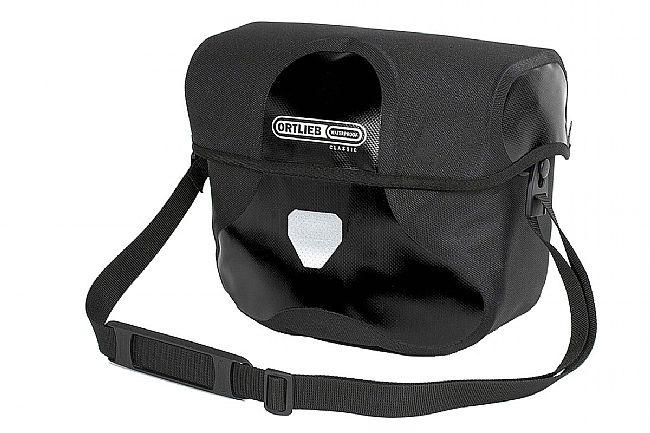 Ortlieb Ultimate Six Classic Handlebar Bag Black 7L