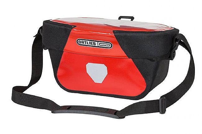 Ortlieb Ultimate Six Classic Handlebar Bag Red/Black 5L