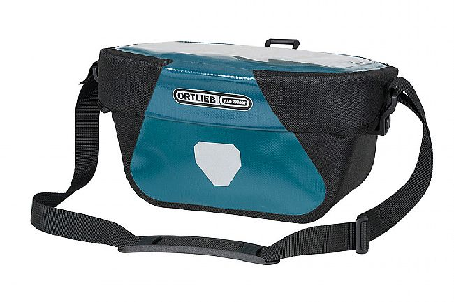 Ortlieb Ultimate Six Classic Handlebar Bag Petrol/Black 5L