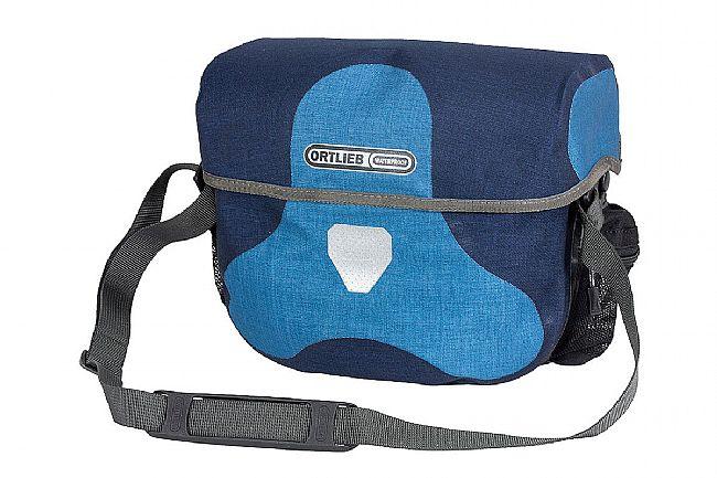 Ortlieb Ultimate Six Plus Handlebar Bag Denim/Steel Blue 7L