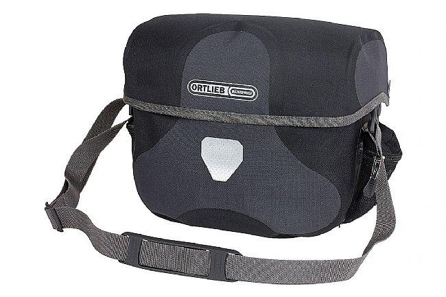 Ortlieb Ultimate Six Plus Handlebar Bag Granite/Black 7L