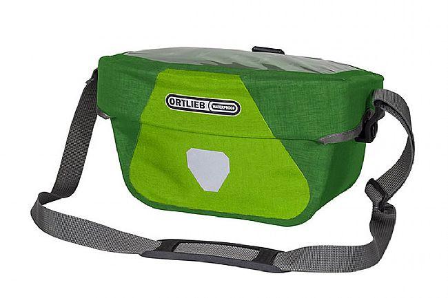 Ortlieb Ultimate Six Plus Handlebar Bag Lime/Moss Green 5L