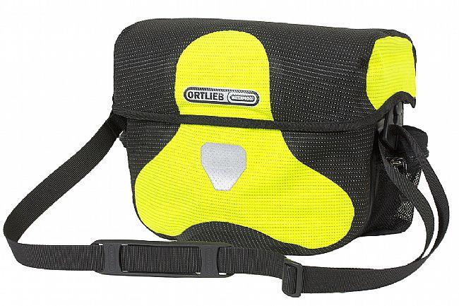 Ortlieb Ultimate Six High Visibility Handlebar Bag Yellow/Black