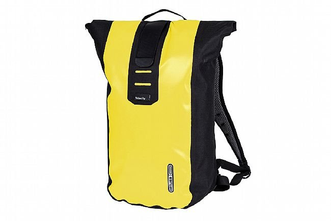Ortlieb Velocity Backpack 17L Yellow/Black