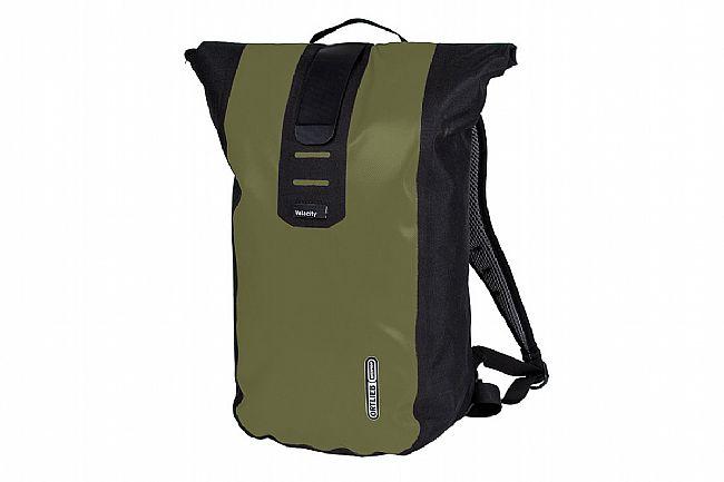 Ortlieb Velocity Backpack 17L Olive/Black