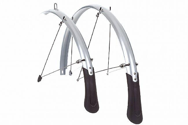 Planet Bike Cascadia Fenders Silver
