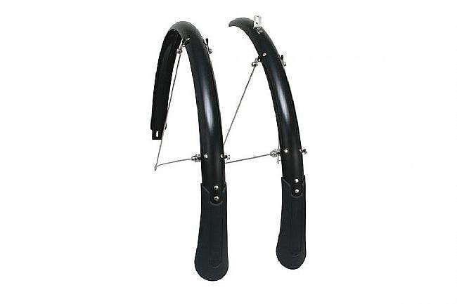 Planet Bike Cascadia Fenders Black