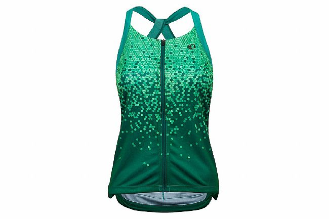 Pearl Izumi Womens Sugar SL Jersey Malachite/Alpine Green Hex
