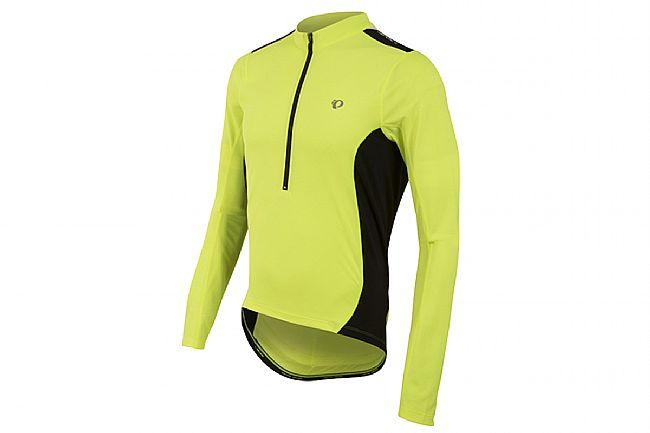 Pearl Izumi Mens Quest Long Sleeve Jersey at BikeTiresDirect 5c59c1bc5