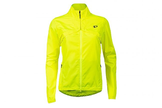 Pearl Izumi Womens Quest Barrier Convertible Jacket Screaming Yellow