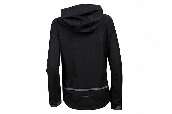 Pearl Izumi Womens Monsoon WXB Hooded Jacket Black