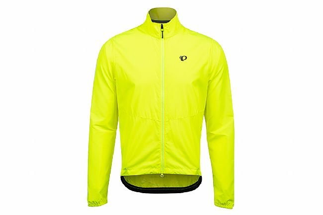 Pearl Izumi Mens Quest Barrier Jacket Screaming Yellow