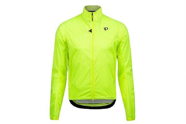 Pearl Izumi Mens Zephrr Barrier Jacket Screaming Yellow