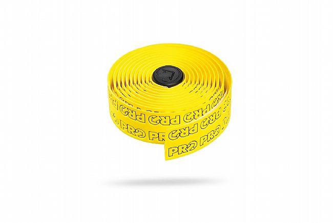 PRO Sport Control Team Handlebar Tape Yellow Tape / Black Logos