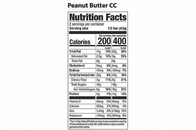 PROBAR Meal Bar (Box of 12) Peanut Butter Chocolate Chip