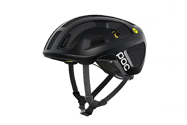 POC Octal MIPS Helmet Uranium Black Matt