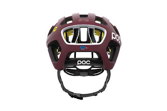 POC Octal MIPS Helmet Propylene Red Matt