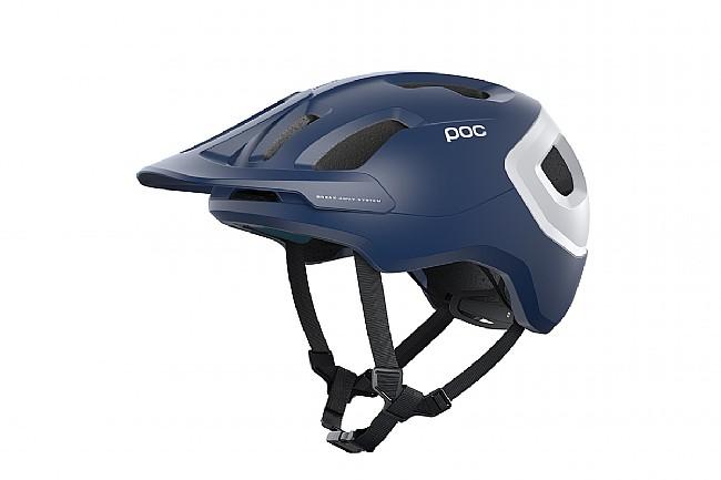 POC Axion SPIN MTB Helmet Lead Blue Matt