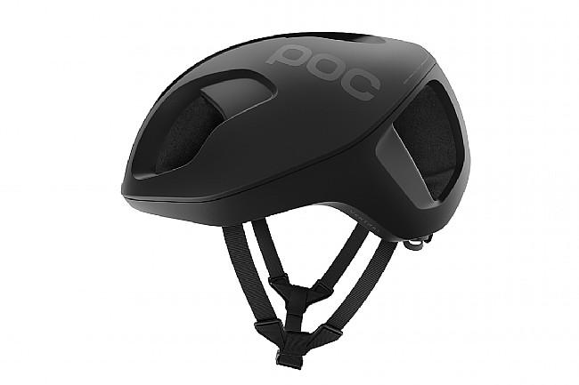 POC Ventral SPIN Road Helmet Uranium Black Matte