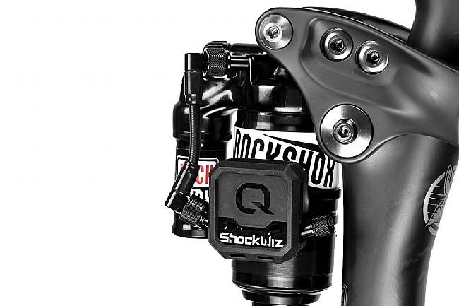 Quarq ShockWiz Suspension Tuning  Quarq ShockWiz Suspension Tuning