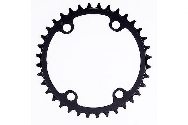 Rotor NoQ Round Chainrings - 110x4 Asymmetric BCD Inner 39 tooth
